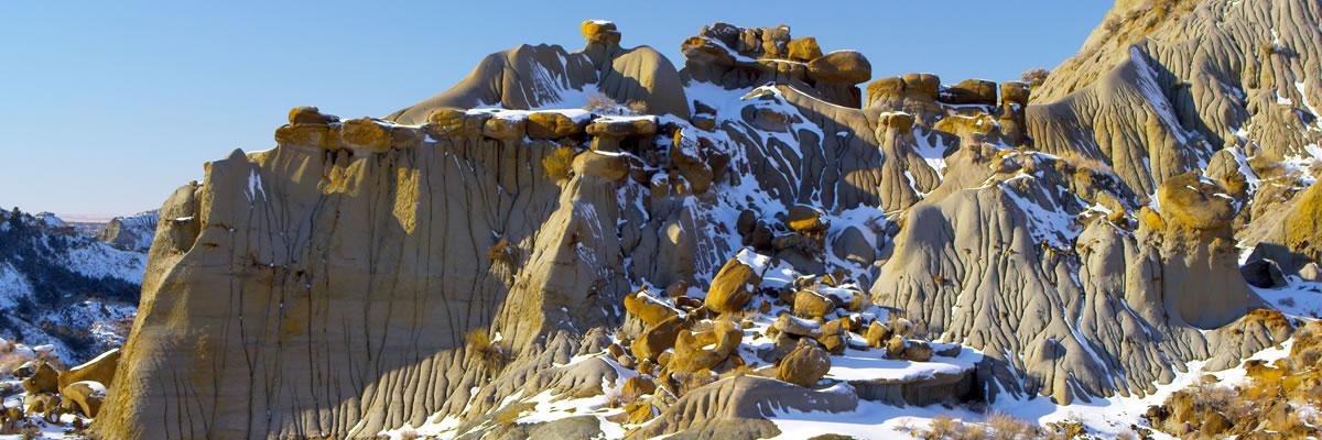 Makoshika State Park, Glendive Montana