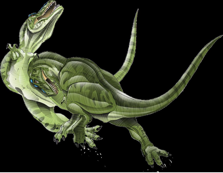 Tyrannosaurus, T. rex